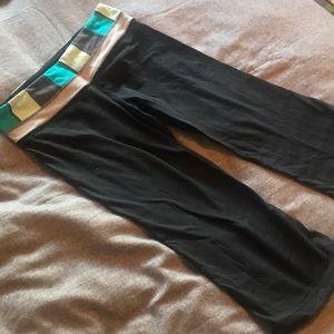 Lululemon crop pants